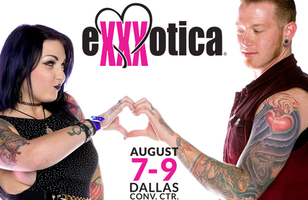 DFW are you ready for the first-ever Exxxotica Expo in the area?