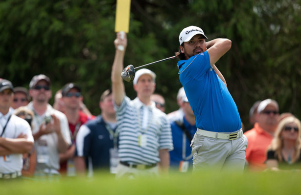 Jason Day wins his first major at the PGA Championship in Kohler, Wisconsin. Photo Courtesy: Omar Rawlings