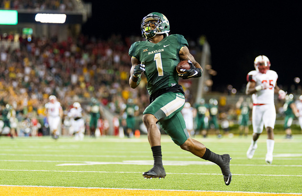 Corey Coleman and the Baylor Bears plan on having a big day against the Rice Owls. Photo Courtesy: Matthew Lynch