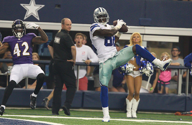 Cowboys fans are ready for the Dez Bryant show this season. Photo Courtesy: Michael Kolch