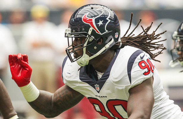 Expect Jadeveon Clowney and he Texans to have a big day against the Bucs. Photo Courtesy: Darryl Briggs