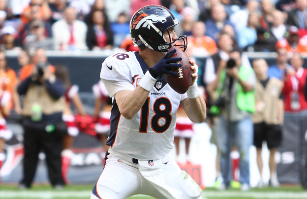 How will Payton Manning perform with a new offensive philosophy in Denver? Photo Courtesy: Rick Leal