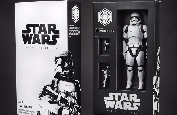 You can buy the new Stormtrooper action figure if you can find it. Photo Courtesy: Michael Liu
