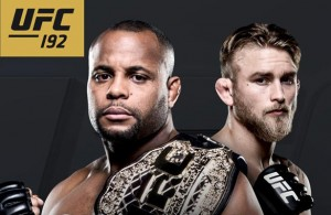 UFC 192 has a great card and is one that can't be missed.