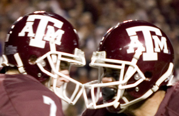 The Texas A&M Aggies are looking to get back on track after last week's loss. Photo Courtesy: Steven Wilke