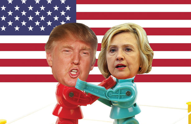 Maybe the battle for the upcoming election will persuade a few voters to take a look at the other side.