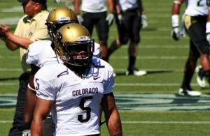 The Colorado Buffaloes need to be motivated to play against the Wildcats. Photo Courtesy: John Martinez Pavliga