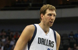 The Big German is back and Mavs fans can't wait to see him put up some points. Photo Courtesy: Michael Kolch
