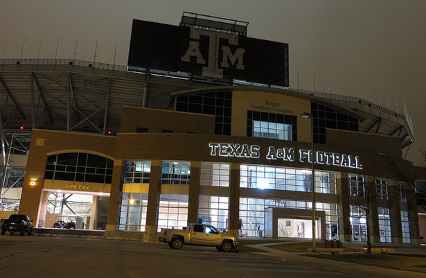 Kyle Field in College Station will be rocking on Saturday, Photo Courtesy: Ken Lund