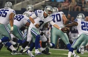 The Dallas Cowboys offense lost another weapon to injury in Lance Dunbar. Photo Courtesy: Michael Kolch