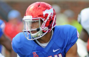 Matt Davis and the SMU Mustangs will use their bye week to regroup before taking on USF. Photo Courtesy: Joseph Dowling