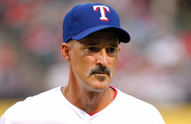 The Rangers announced they were parting ways with pitching coach Mike Maddux after seven seasons. Photo Courtesy: Joe Lorenzini