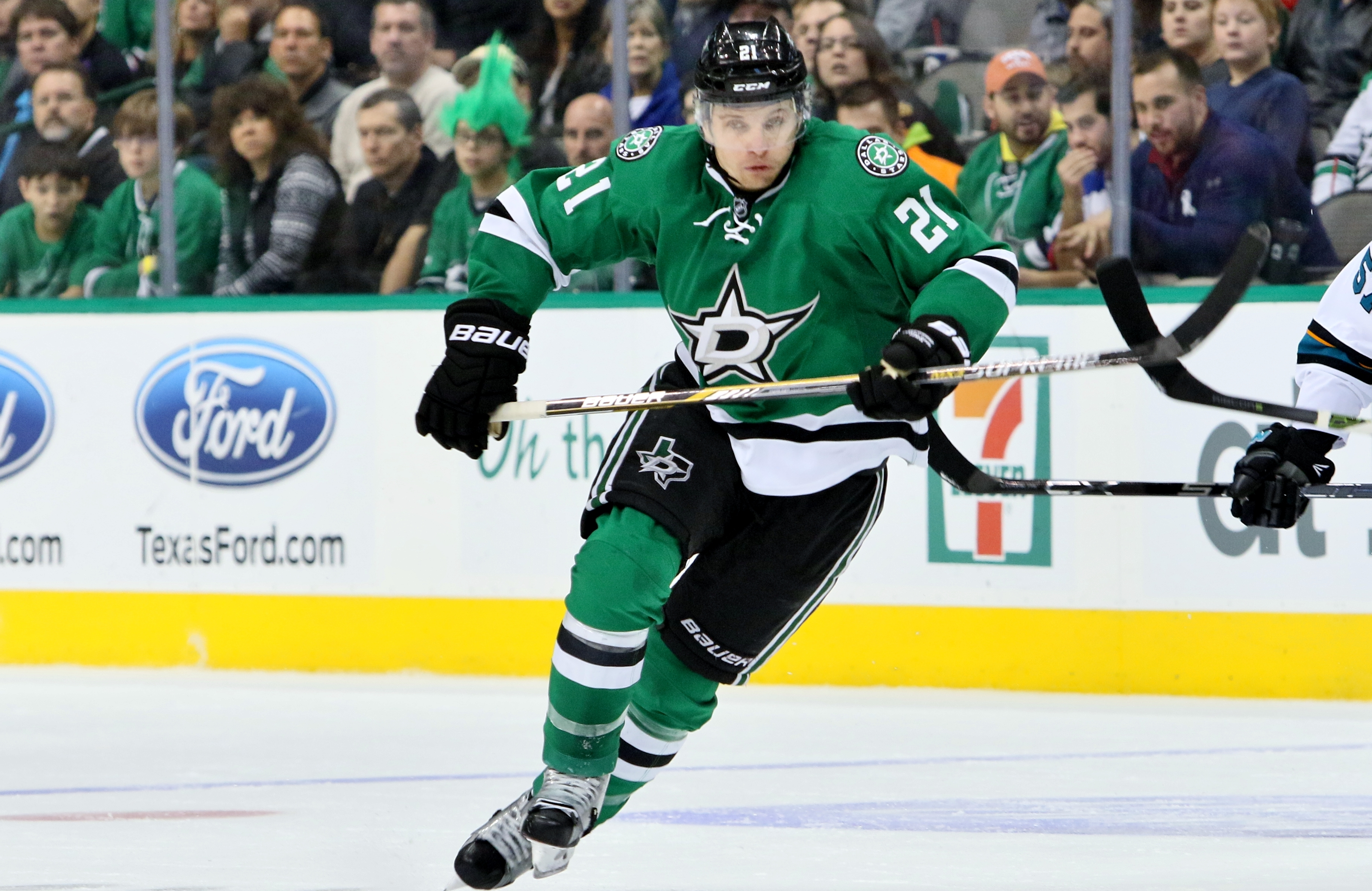 Dallas stars the best team in the western conference for Interieur sport antoine roussel