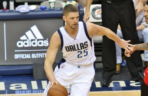 Chandler Parsons has started 11 games this season and is slowly coming along. Photo Courtesy: Dominic Ceraldi