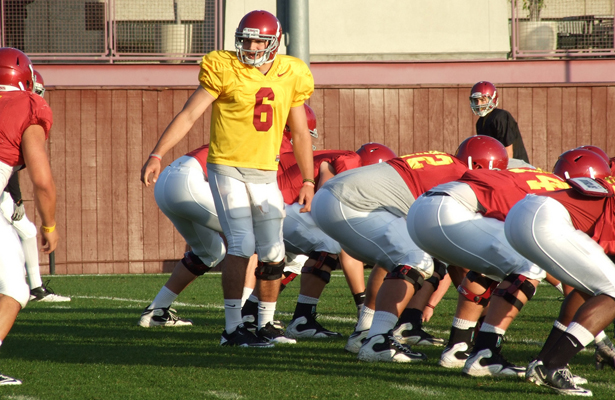 QB Cody Kessler helms a potent Trojan offense looking to destroy the Buffaloes on Friday night. Photo Courtesy: Neon Tommy