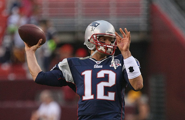 The Broncos defense will have their sites set on Patriots QB Tom Brady on Sunday night. Photo Courtesy: Keith Allison