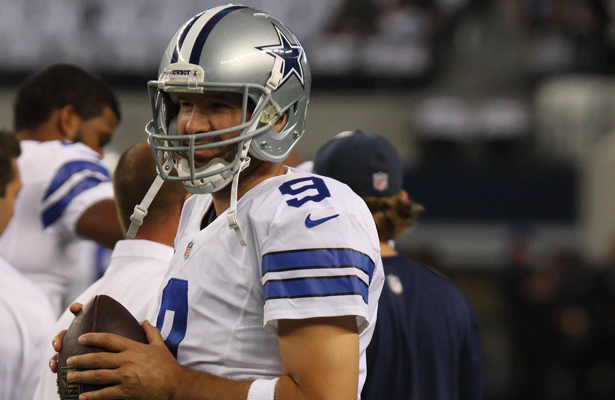Cowboys fans are thankful that QB Tony Romo is back, now he needs to lead them to victory. Photo Courtesy: Michael Kolch
