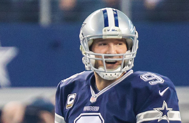 The return of Tony Romo inspired the entire Cowboys team to perform better than they had been. Photo Courtesy: Darryl Briggs