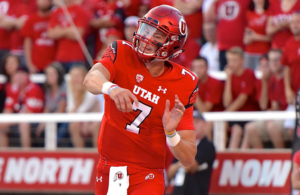 The Buffaloes defense will try to keep Utah Utes QB Travis Wilson in check on Saturday. Photo Courtesy: MGoBlog