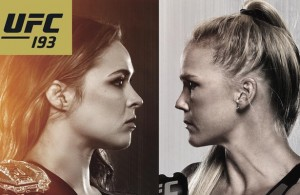 Once again Ronda Rousey is at the center of the UFC universe. Will she remain undefeated?