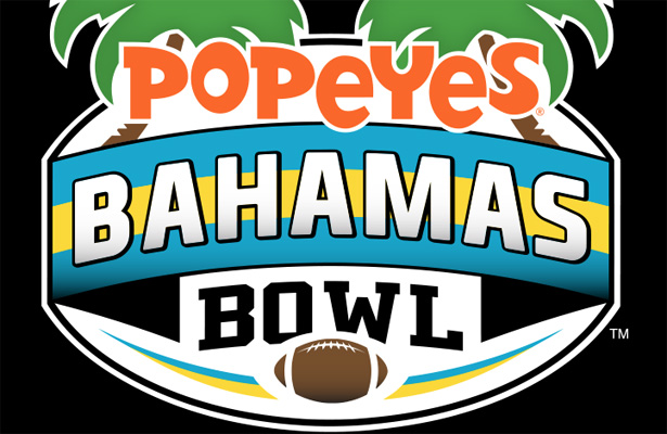 Last year's Popeyes Bahamas Bowl saw 97 points put up, don't expect the same this year. Photo Courtesy: Popeyes Bahamas Bowl Twitter Page
