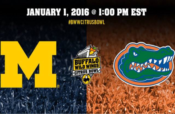 Be prepared to watch two great defenses go at it today. Photo Courtesy: Buffalo Wild Wings Citrus Bowl Facebook Page