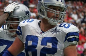 In a season to forget, Cowboys TE Jason Witten continues to break records. Photo Courtesy: Matt Pearce