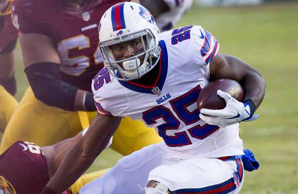 Stopping Buffalo Bills RB LeSean McCoy is top priority for the Cowboys defense. Photo Courtesy: Keith Allison