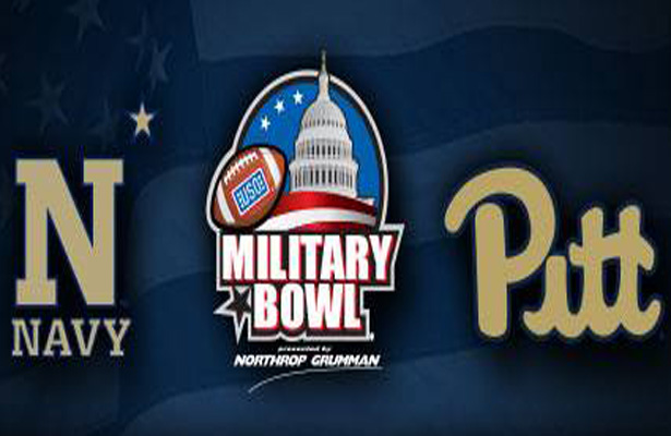 This year's Military Bowl should be a close one by two quality teams. Photo Courtesy: Military Bowl Presented By Northrop Grumman Facebook Page