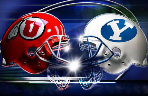 The site of the next Holy War between the Utah Utes and the BYU Cougars will be in Las Vegas. Photo Courtesy: Scofy's Social Club Facebook Page