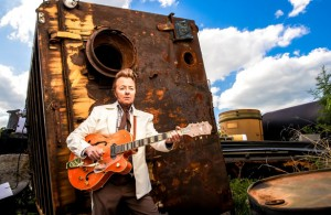 If you have the opportunity to check out Brian Setzer and his orchestra at the Allen Event Center on Dec. 11 you will be very pleased. Photo Courtesy: Russ Harrington