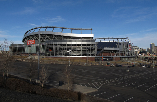 Sports Authority Field at Mile High is the place to be for Broncos fans on Sunday. Photo Courtesy: Ken Lund
