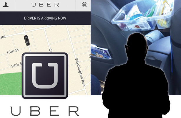 Have any interesting Uber tales? Please share them with with us!