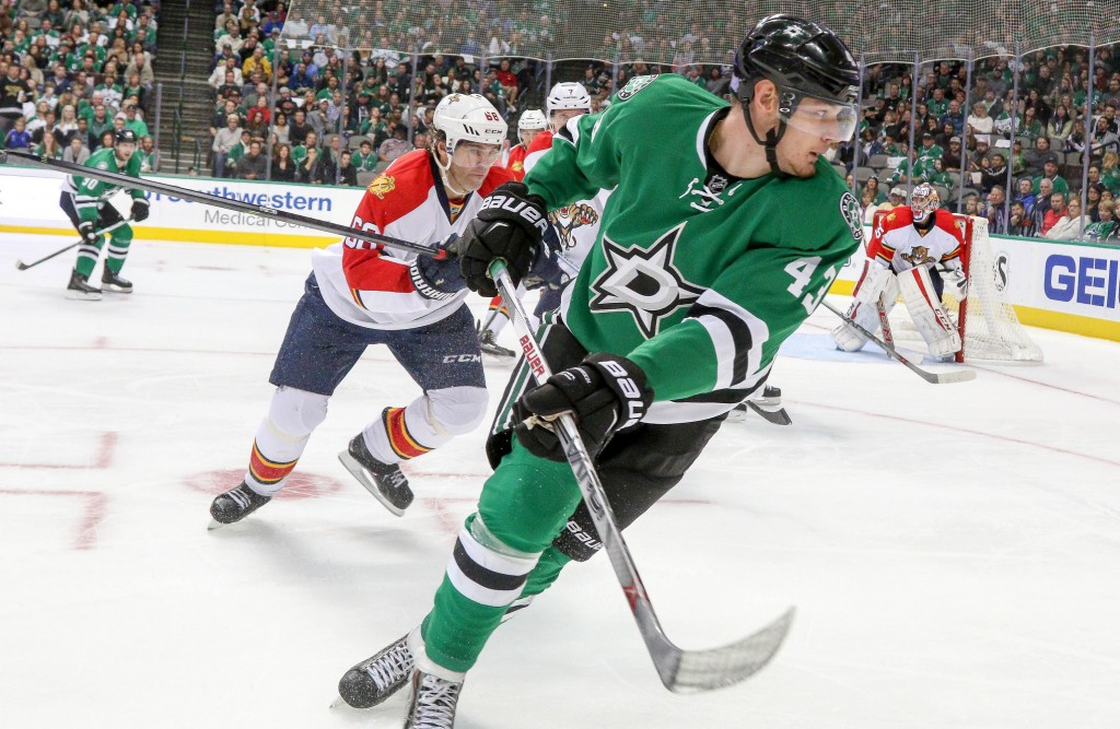 Valeri NicHushkin has scored six points (two goals) in December (six games). Photo Courtesy: Michael Kolch