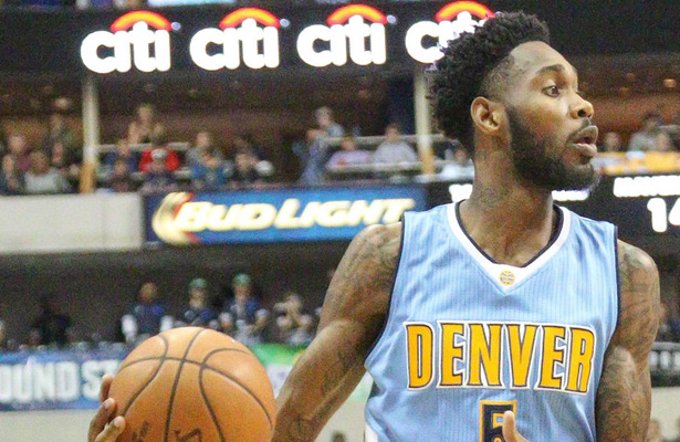 Denver nuggets SF Will Barton has been a nice and unexpected surprise this season. Photo Courtesy: Michael Kolch