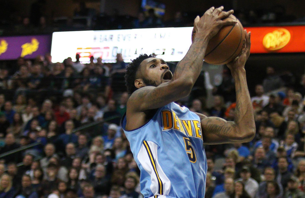 SF Will Barton and the Denver Nuggets need to improve as the season continues. Photo Courtesy: Michael Kolch