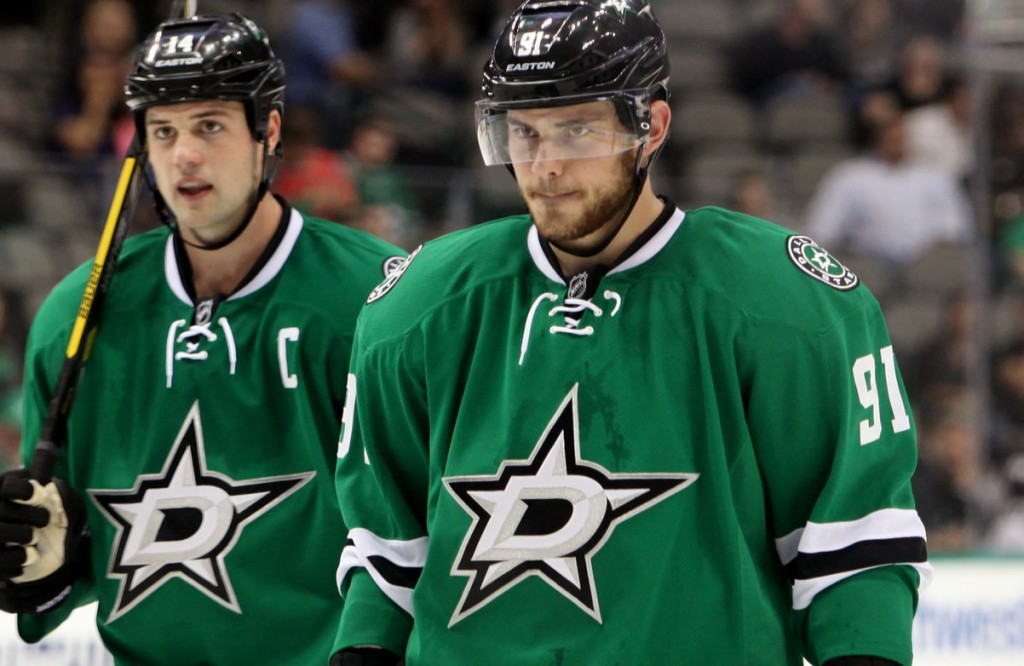 Jamie Benn and Tyler Seguin were selected to the NHL All-Star game on January 30-31, 2016. Lindy Ruff will join them coaching the Central Division. Photo Courtesy: Dominic Ceraldi
