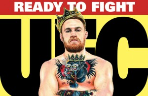 Conor McGregor is the new face of the UFC and with it all of the pros and cons. Is he up to the test?