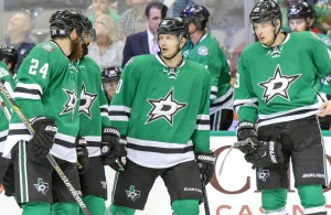 The Dallas Stars have a 1-3-1 record to start the new year. Photo Courtesy: Michael Kolch