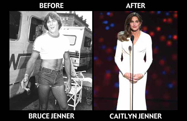 If you dared to question Caitlyn Jenner's nomination for 'Woman of the Year' you were immediately labeled a bigot, no matter if you unquestionably supported her transition from Bruce.