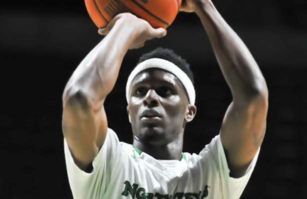 Mean Green G Deckie Johnson knows that the team needs to get back in the win column asap. Photo Courtesy: Bruce Chandler