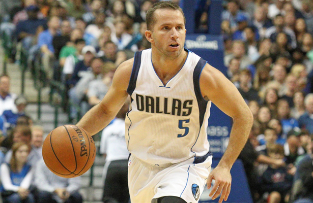 Mavericks Guard J.J. Barea has performed well when needed this season. Photo Courtesy: Michael Kolch