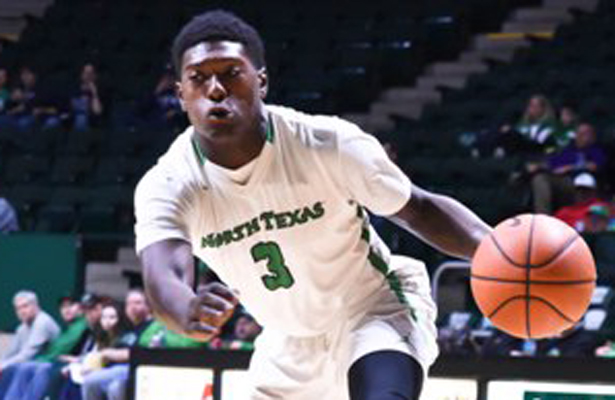 Ja'Michael Brown and the Mean Green know the time is now to start winning games. Photo Courtesy: Bruce Chandler