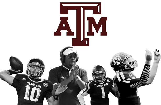 WILL CHANGING OFFENSIVE COORDINATORS CHANGE AGGIES' FORTUNES?