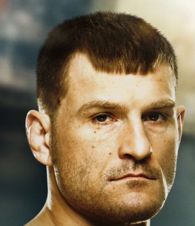 Stipe Miocic is ready for his shot at the title and so are UFC fans.