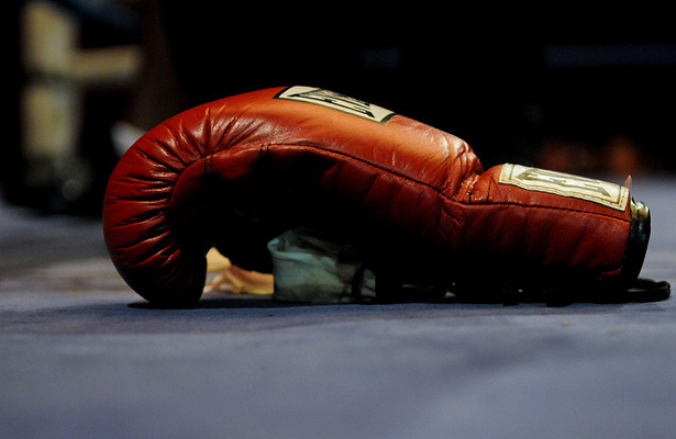 Tools of the trade for Danny Garcia and company. Photo Courtesy: Michael Glasgow