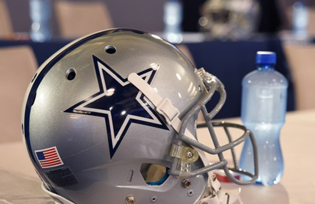 Cowboys DE Randy Gregory has tarnished the star and now he needs to make good. Photo Courtesy: Bruce Chandler