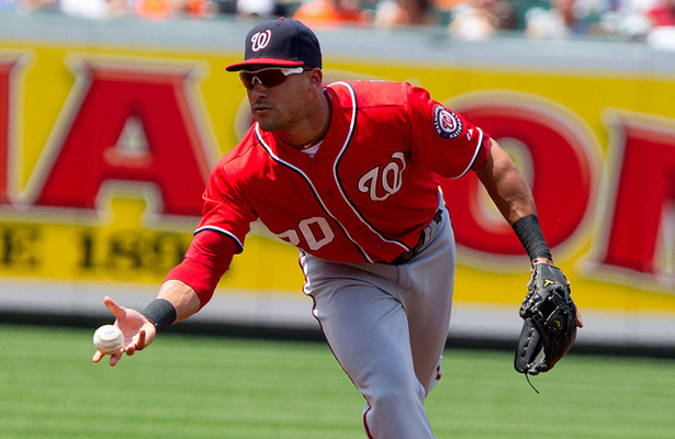 By signing Ian Desmond to a one year contract the Rangers address their needs in left field and a back up for Elvis Andrus at shortstop. Photo Courtesy: Keith Allison