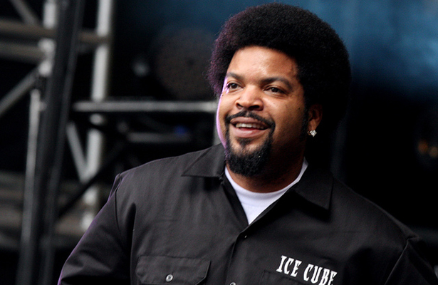 Ice Cube drops some knowledge bombs on you. Photo Courtesy: Eva Rinaldi