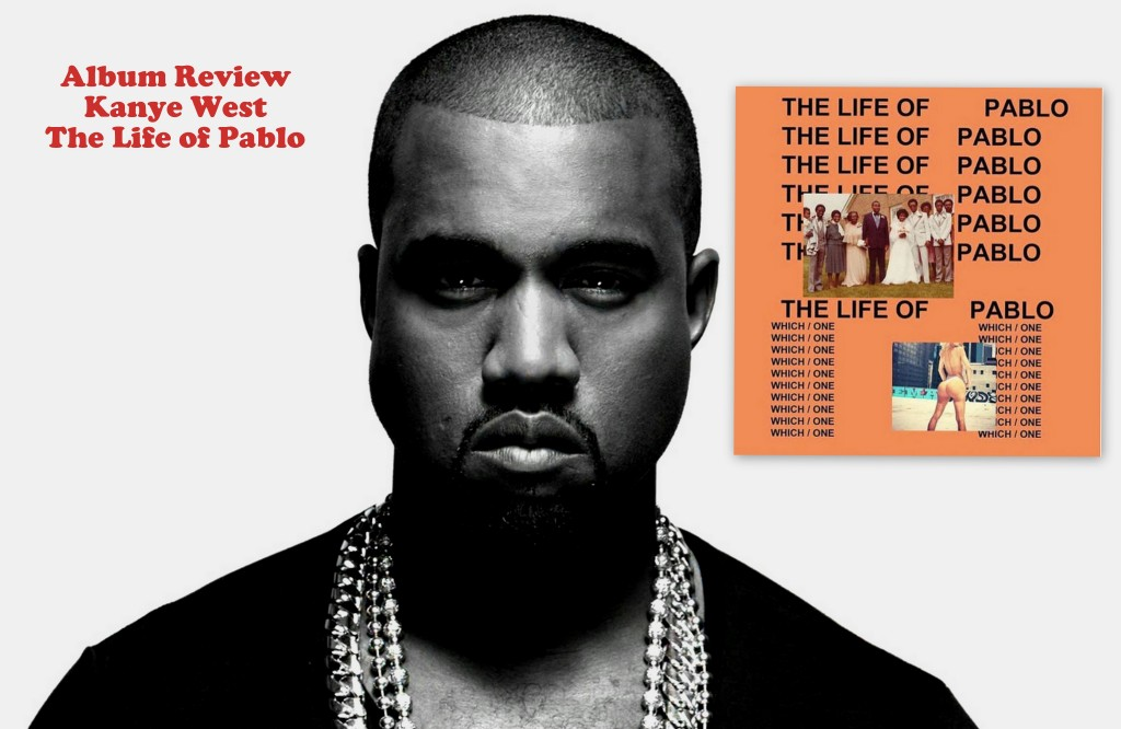 Kanye West's 8th studio album: The Life of Pablo